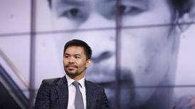 Manny Pacquiao promises 'real fight' with Errol Spence Jr ahead of ring return next month