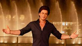 Shah Rukh Khan has been awarded a Dubai Star on the Dubai Walk of Fame