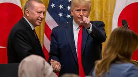 Erdogan refuses to give up Russian missile system on US visit