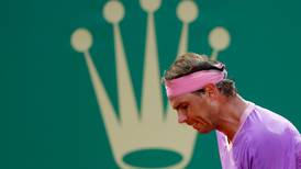 Rafael Nadal's 'disaster' after bid for 12th Monte Carlo Masters ended by Andrey Rublev