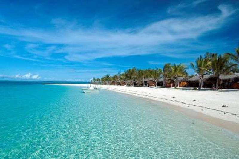 Matemo Island chalet resort. Rani Resorts