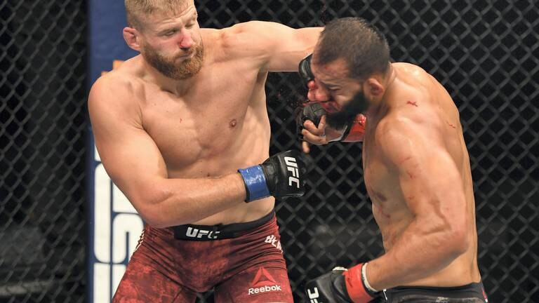 An image that illustrates this article UFC 267: Tickets for UFC's return to Abu Dhabi go on sale