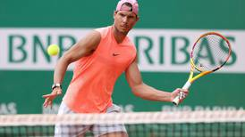 Rafael Nadal 'in good shape' for return at Monte Carlo Masters after long layoff