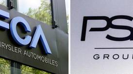 Fiat Chrysler and Peugeot confirm deal to create world's No. 4 car maker