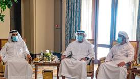 Sheikh Mohammed bin Rashid and Sheikh Mohamed bin Zayed thank doctors and nurses for work in Covid-19 fight