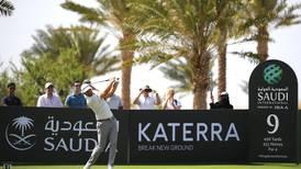Dustin Johnson hits 61 to lead Saudi International as Justin Rose misses cut