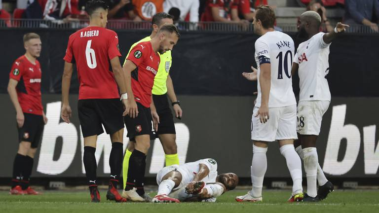 An image that illustrates this article Tottenham suffer double injury blow before Chelsea clash