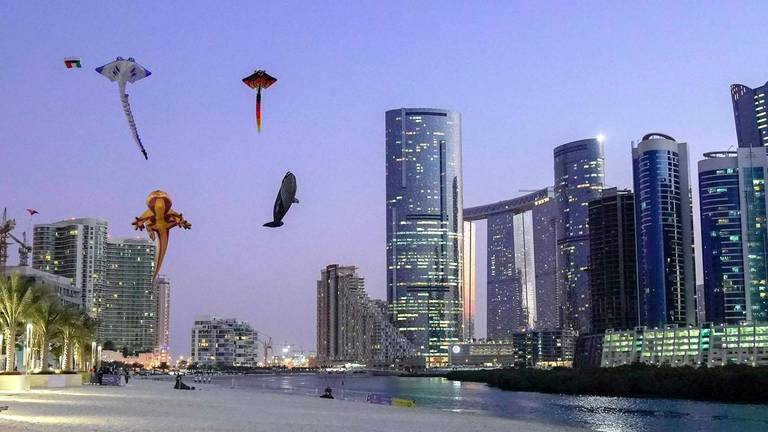 An image that illustrates this article Exploring the UAE: 10 things to do in Abu Dhabi