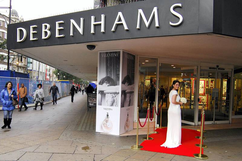 LONDON, ENGLAND - OCTOBER 26:  Pippa Middleton look-a-like Jodie Bredo launches a dress inspired by Pippa Middleton's Royal Wedding Bridesmaid dress at Debenhams on October 26, 2011 in London, England. The limited edition dress will retail at £170.  (Photo by Ben Pruchnie/Getty Images)
