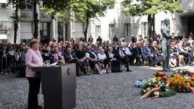 Germany's Ramallah mission apologises for endorsing Klansman's anti-Jewish tweets