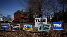 The road to the US presidential elections: the remaining Democratic candidates