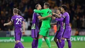 Wolves v Tottenham player ratings: Ruddy 8, Neves 6; Skipp 8, Kane 7