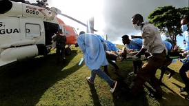 Haiti hospitals overwhelmed as earthquake death toll tops 1,400