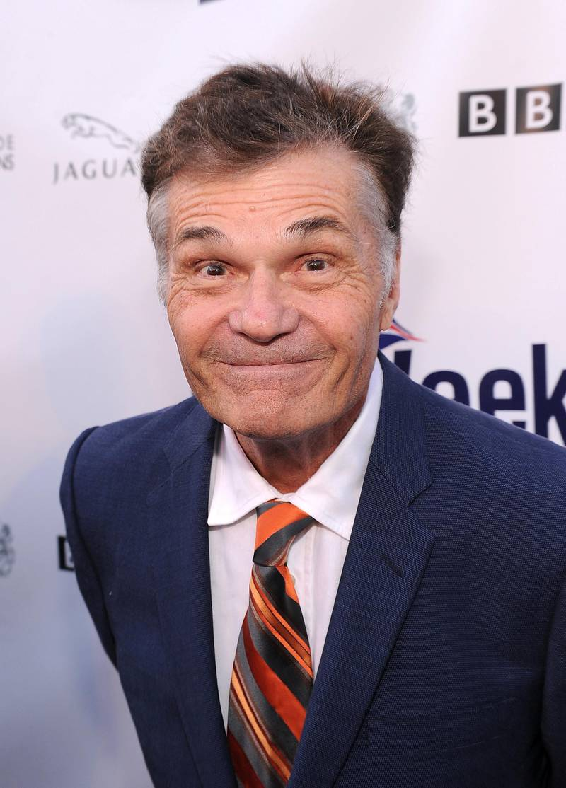 LOS ANGELES, CA - APRIL 26: Actor Fred Willard arrives at BritWeek's VIP launch reception of the 5th annual BritWeek at the British Consul General's residence on April 26, 2011 in Los Angeles, California.   Frazer Harrison/Getty Images/AFP