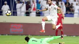 Coronavirus: UAE record scorer Ali Mabkhout sends message to 'stay at home'