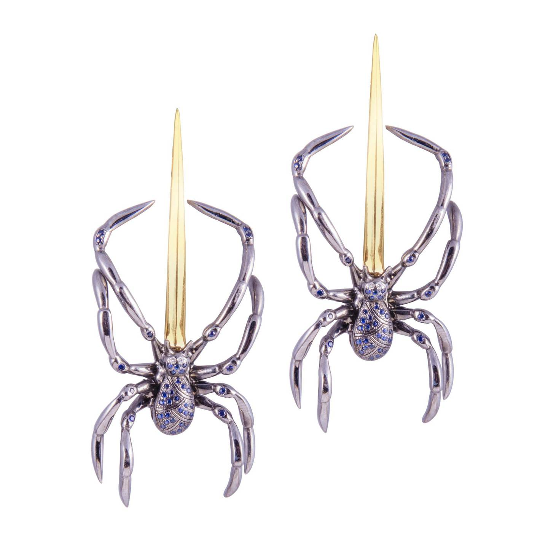 Spiders by Gaelle Khoury. Courtesy Gaelle Khoury