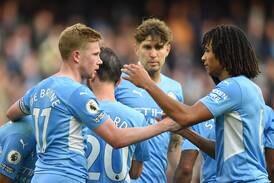 City enjoy another 'good result' against Burnley at Etihad Stadium