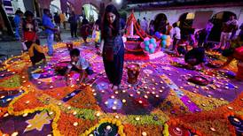 What is Diwali and how is it celebrated in the UAE?