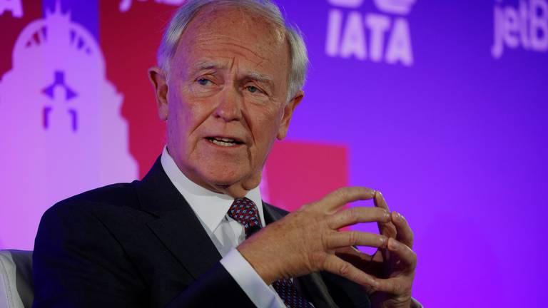 An image that illustrates this article Iata AGM: Business travel to bounce back by end of 2022, Emirates' Tim Clark says