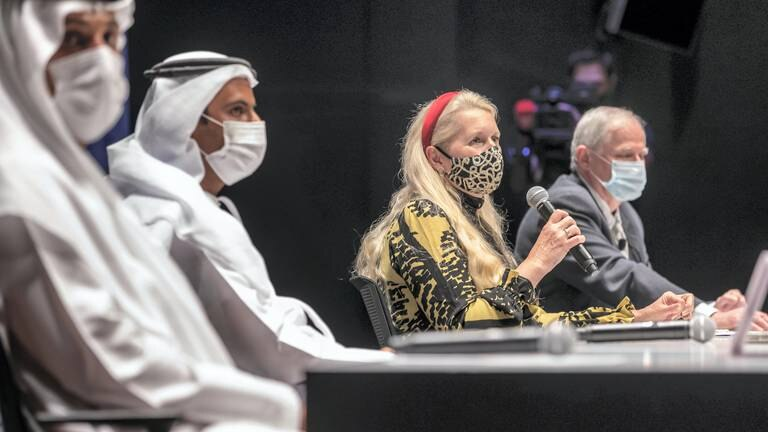 An image that illustrates this article What to expect at world's largest space conference in Dubai