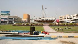 RAK's landmark dhow returns to roundabout
