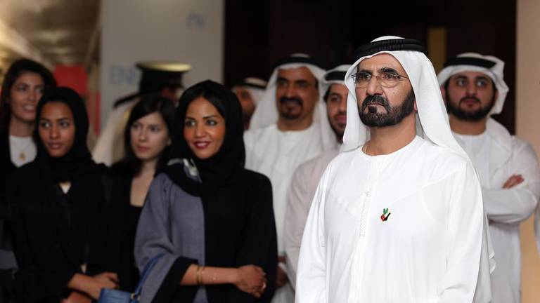 An image that illustrates this article New UAE Cabinet unveiled by Sheikh Mohammed bin Rashid
