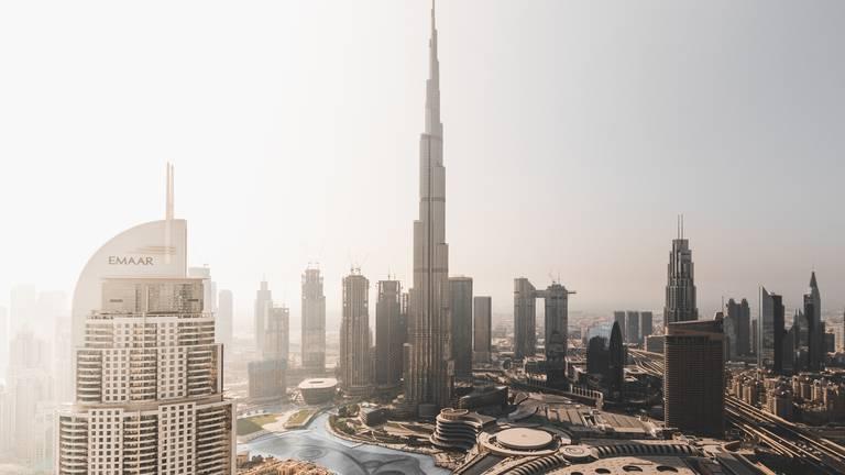 An image that illustrates this article Burj Khalifa is most popular landmark according to new Google data
