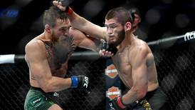 Khabib Nurmagomedov responds to Conor McGregor's 'GOAT' claims: 'You the greatest UFC fighter in Twitter history'