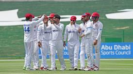 Rashid Khan picks up five as Afghanistan edge closer to win over Zimbabwe in second Abu Dhabi Test