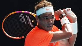 Rafael Nadal 'not ready' after declining Dubai Duty Free Tennis Championships wild card