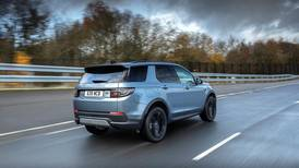 New Range Rover Evoque and Land Rover Discovery Sport to launch in electric mode