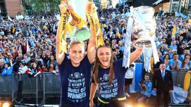 'We want to make Manchester blue': Manchester City Women relishing historic derby game at the Etihad