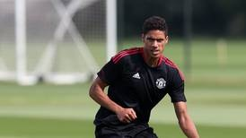 Raphael Varane trains with Manchester United stars ahead of debut - in pictures