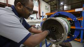 Future of Industry: Mubadala looks to TS&S for aircraft engine plans