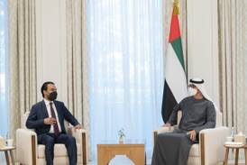 Iraq and UAE discuss joint parliamentary committee