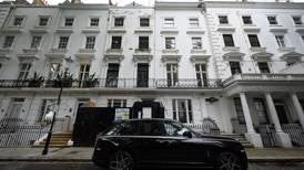 Sales of luxury London property soar in first three quarters of 2021