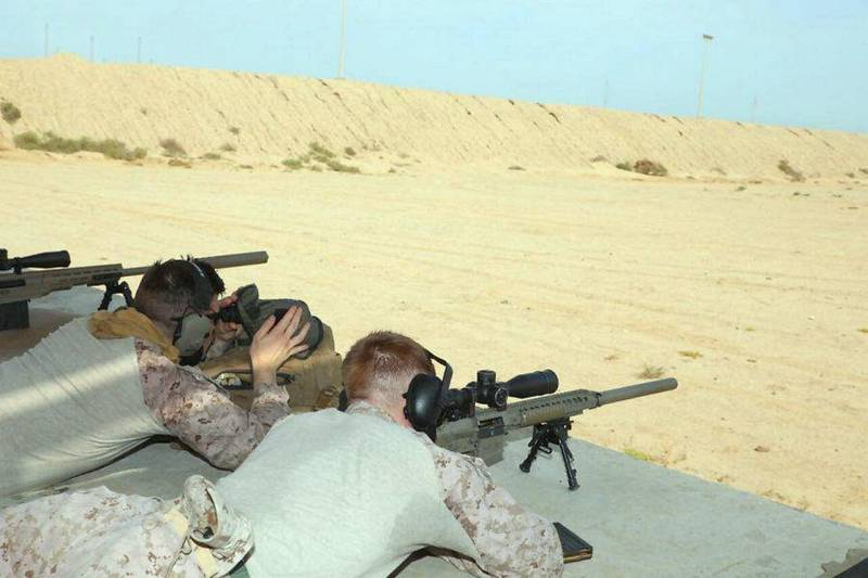Royal Saudi Naval Forces, U.S. Marines Mixed Exercise Maneuvers Concluded