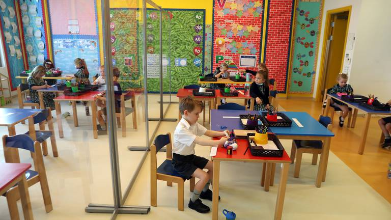 An image that illustrates this article What can parents expect at Dubai private schools as all pupils return?