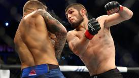 Khabib Nurmagomedov's father recovers from coronavirus but 'condition is still serious' as UFC star prepares for return