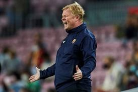 'What do you do? Play tiki-taki?' Koeman defends Barca's direct approach against Granada