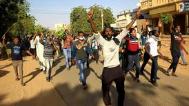 Sudan restricts social media access to counter protest movement