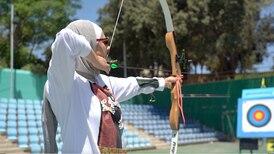 Jordan's fight to practise archery