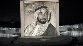 UAE dignitaries hail unveiling of Founder's Memorial in honour of Sheikh Zayed