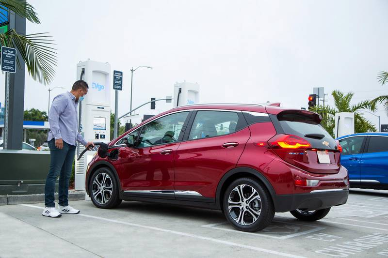 GM and EVgo plan to add more than 2,700 new chargers over the next five years to cities and suburbs, providing EV drivers convenient charging options to meet their lifestyle.