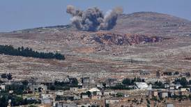 Israeli missiles scream over Lebanon to kill six fighters in Syria