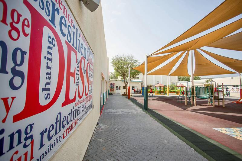 The school continued to develop in the 1970s as Dubai itself expanded. As the school grew in numbers, more classrooms and other facilities were added. Courtsey: Dubai English Speaking School