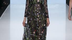 Dubai's Michael Cinco debuts at Paris Haute Couture Week — in pictures