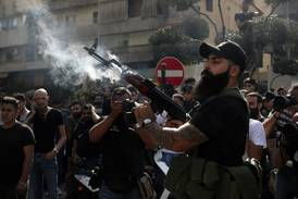 Beirut violence harks back to Lebanon's civil war demons, analysts say