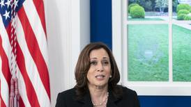 Kamala Harris has 'grave concerns' after mounted border guards round up Haitian migrants