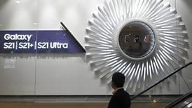Samsung's first-quarter profit rises 44% on higher smartphone sales